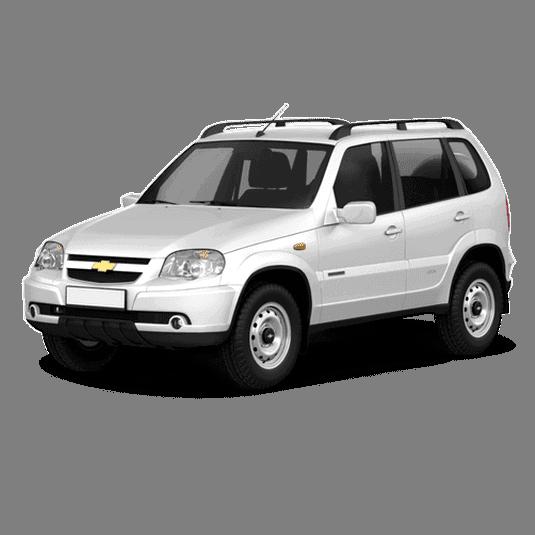 Выкуп Chevrolet Niva с пробегом